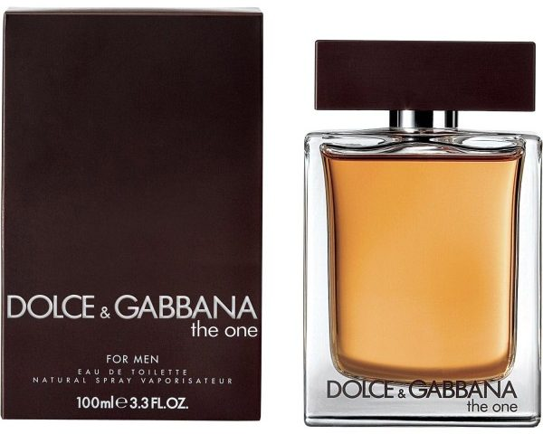 Dolce Gabbana The One man