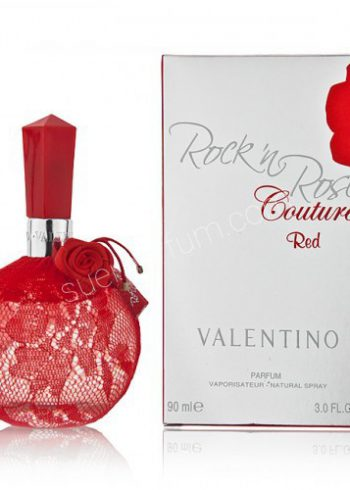 VALENTINO ROCK 'N ROSE COUTURE  RED