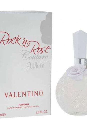 VALENTINO ROCK'N ROSE COTURE WHITE