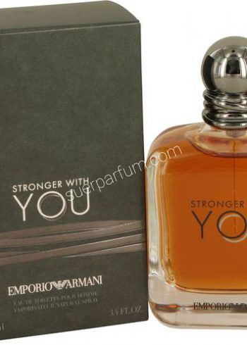 Armani Stronnger With You